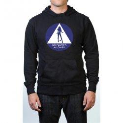 James Deen: No Panties Allowed Hoodie - Black - Large Product Image