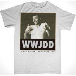 James Deen: WWJDD T-Shirt - White - XXLarge Product Image