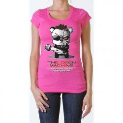 James Deen: Deen Machine Scoop Neck - Pink - XLarge Product Image