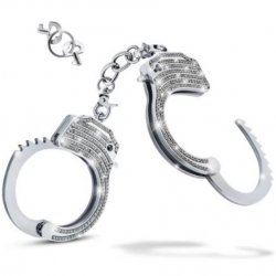 Temptasia Bling Cuffs - Silver Product Image