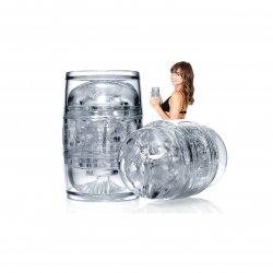 Fleshlight - Riley Reid Quickshot Double Orifice Stroker Product Image
