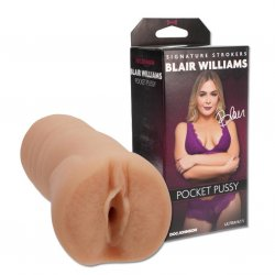 Blair Williams ULTRASKYN Pocket Pussy Product Image
