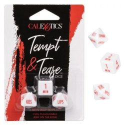 Tempt & Tease Dice Product Image