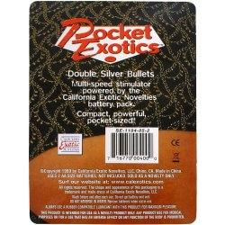 Pocket Exotic Double Silver Bullet 7 Product Image