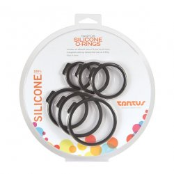 Tantus Silicone O-Rings Set - Pack of 6 Product Image