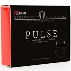 PULSE: Ultra Powerful Vibrating Erection Rings Product Image