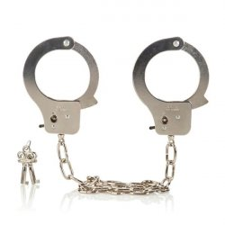Chrome Handcuffs Product Image
