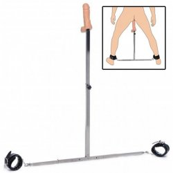 Squat Anal Impaler with Spreader Bar and Cuffs Product Image