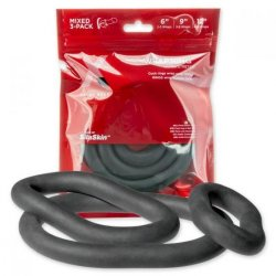 """Perfect Fit: The XPlay 6"""" - 9"""" - 12"""" Mixed Ultra Wrap Ring 3 Pack Product Image"""