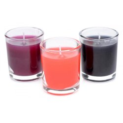 Master Series Flame Drippers Candle Set Designed for Wax Play Product Image
