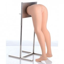 Nextgen Fantasy Waist Down Love Doll with Stand - Small Product Image