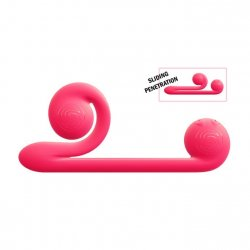 The Snail Vibe - Pink Product Image