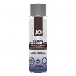 JO Silicone Free Cooling Coconut Hybrid Water Based Lubricant - 4oz Product Image
