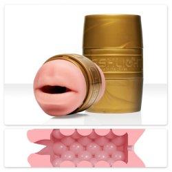 Fleshlight Quickshot Stamina Training Unit Mouth & Butt Product Image