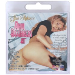 Juli Ashton's Anal Beginner Kit - Pink 11 Product Image