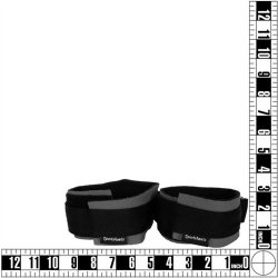 Sport Cuffs - Black 11 Product Image