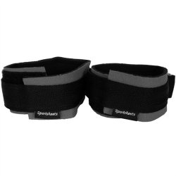 Sport Cuffs - Black 1 Product Image