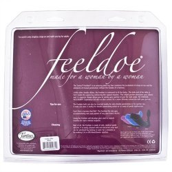 Realdoe Feeldoe - Slim - Blue 8 Product Image