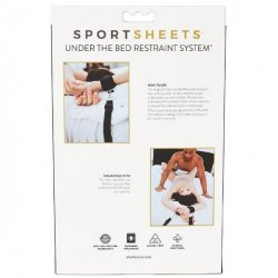 Under the Bed Restraint System 8 Product Image