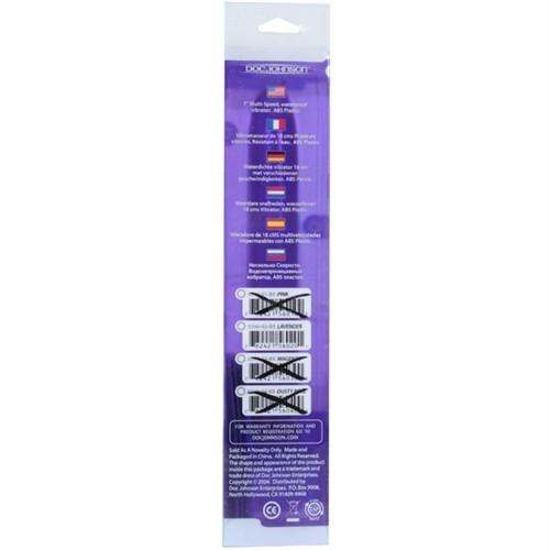 "Velvet Touch - 7"" Lavender 10 Product Image"