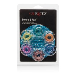 Senso Cock Ring - 6 Pack 9 Product Image