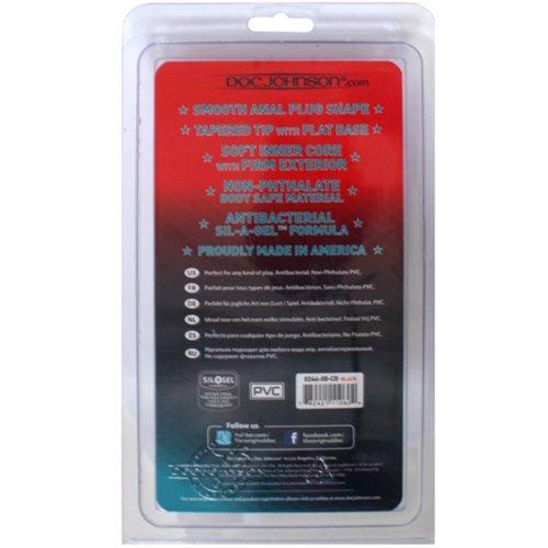 Classic Medium Plug - Black 11 Product Image