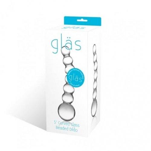 Handmade glass dildos