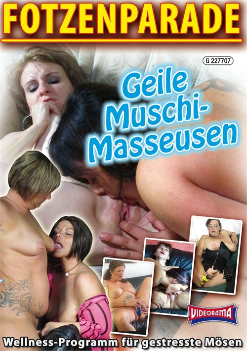 Geile Muschi Masseusen Boxcover