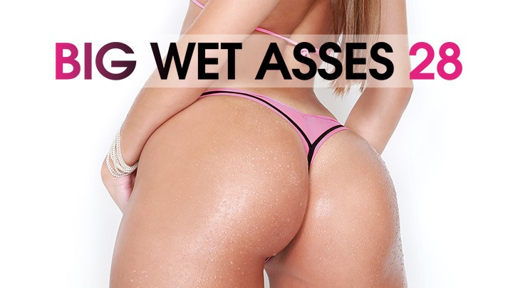 Behind the Scenes of Big Wet Asses 28