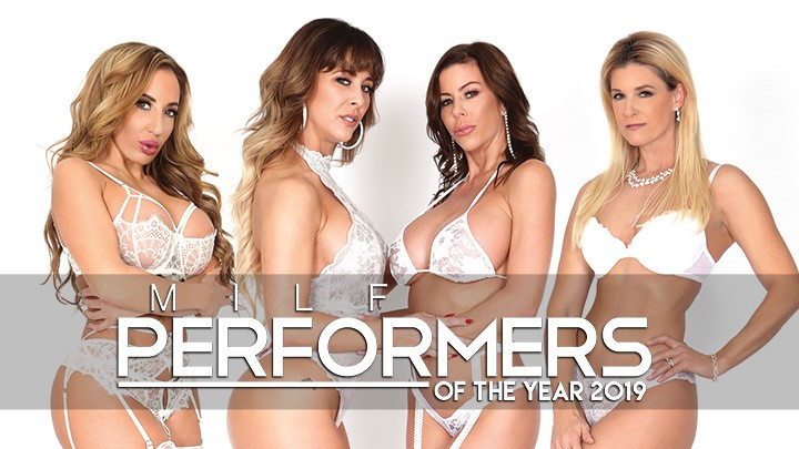 Behind the Scenes of MILF Performers of the Year 2019