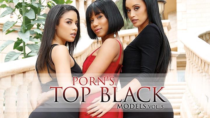 Behind the Scenes of Porn's Black Top Models 5