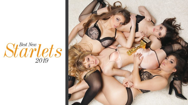 Behind the Scenes of Best New Starlets 2019