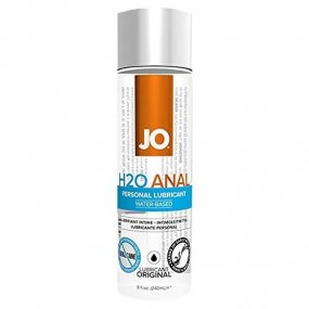 JO H2O Anal Personal Lube - 8 oz. 1 Product Image