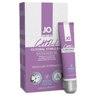 JO G Spot Mild Chilling Clit Stimulant Gel - 10 cc 1 Product Image