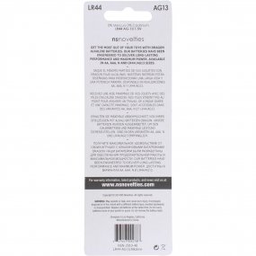 Dragon AG13/LR44 Batteries - 10 pack 2 Product Image