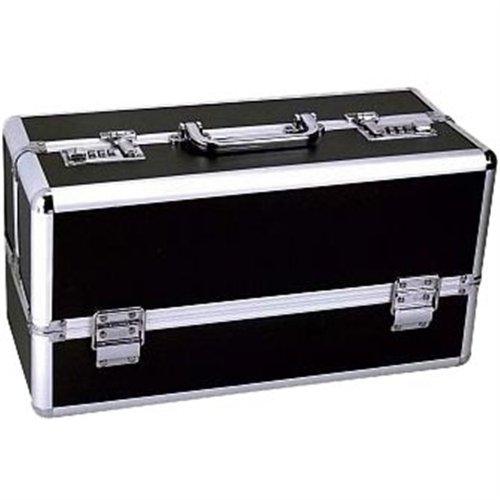 Lockable Sex Toy Storage Case - Black - Large 1 Product Image