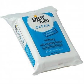 Pjur Med Clean Personal Soft Cleaning Fleece - 25 Per Pack 2 Product Image