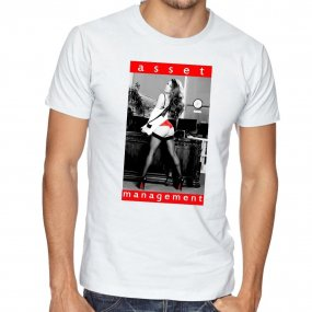Asset Management Evil Angel Tee - Medium 1 Product Image
