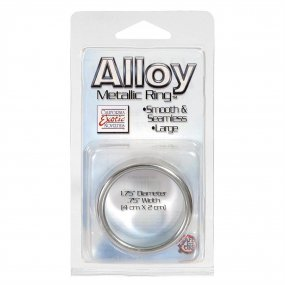 Alloy Metallic Ring  - Large - 1.75 Inch Diameter 2 Product Image