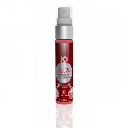 Jo Nipple Tittilator Enhancement Gel - Strawberry - 1oz 1 Product Image