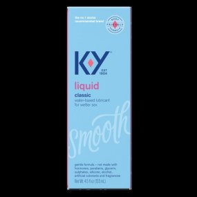 K-Y Natural Feeling Liquid - 5 oz 1 Product Image