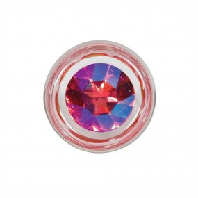 Pineapple Delight Plug w/ Pink Crystal 2 Product Image