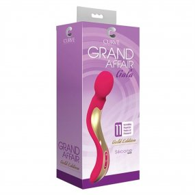 Curve Novelties Grand Affair Gala - Rose 2 Product Image