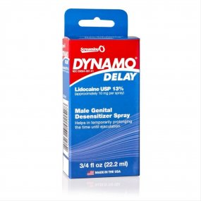 Dynamo Delay Spray - 3/4 oz. 2 Product Image