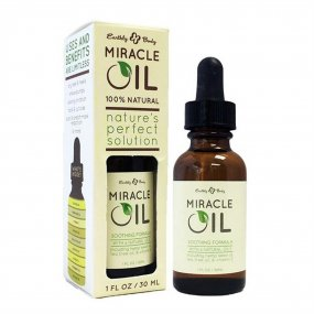 Earthly Body Hemp Miracle Oil - 1oz 1 Product Image