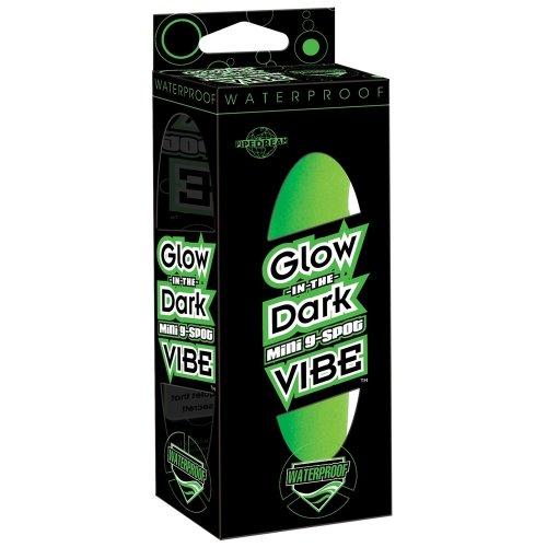 "Glow In The Dark Mini G-Spot Vibrator - 5""  2 Product Image"