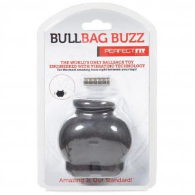 Perfect Fit: Bull Bag Buzz - Black 2 Product Image