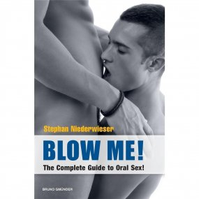 Blow Me! The Complete Guide to Oral Sex 1 Product Image