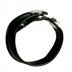 Leather 3-Snap Ring 1 Product Image