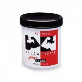Elbow Grease Hot Cream - 15 oz. 1 Product Image